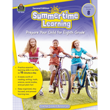 Summertime Learning Grade 8
