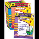 Daily Warm-Ups: Nonfiction & Fiction Writing Set (6 bks)