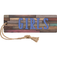 Home Sweet Classroom Magnetic Girls Pass