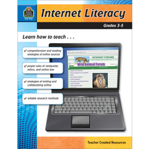 TCR2767 Internet Literacy Grade 3-5