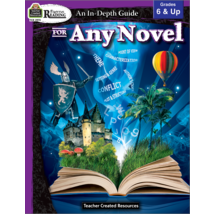 TCR2973 Rigorous Reading: An In-Depth Guide for Any Novel Grade 6-Up