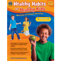 TCR3990 Healthy Habits for Healthy Kids Grade 5-up