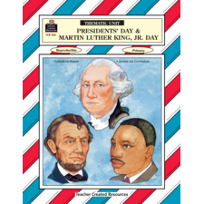 Presidents' Day & Martin Luther King Jr Day Thematic Unit
