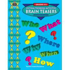 Brain Teasers (Intermediate)