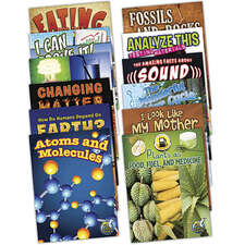 My Science Library Set 4-5 (set of 12)