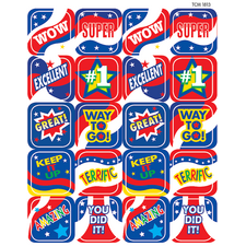 USA Spirit Stickers