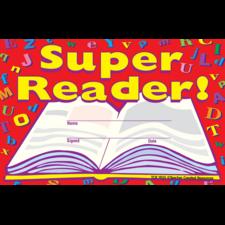 Super Reader Awards