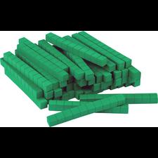 Foam Base Ten: Tens Rods