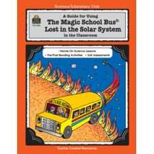 A Guide for Using The Magic School Bus(R) Lost in the Solar System in the Classroom