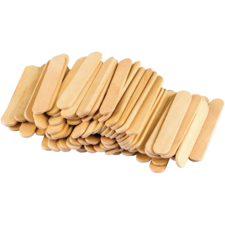 STEM Basics: Mini Craft Sticks - 100 Count