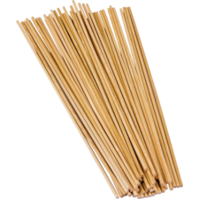 "STEM Basics: 1/8"" Wooden Dowels - 100 Count"