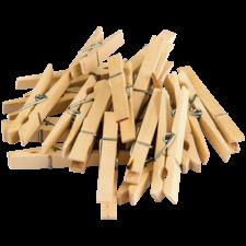STEM Basics: Clothespins - 50 Count