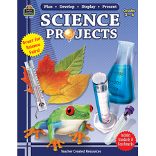 Plan-Develop-Display-Present Science Projects