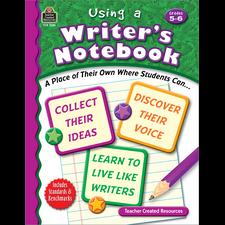 Using A Writer's Notebook Grade 5-6