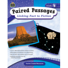 Paired Passages: Linking Fact to Fiction Grade 4