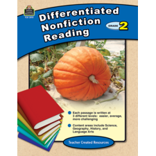 Differentiated Nonfiction Reading Grade 2
