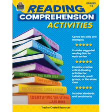 Reading Comprehension Activities Grade 1-2