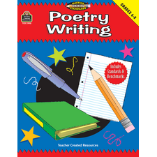 Poetry Writing, Grades 6-8 (Meeting Writing Standards Series)