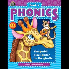 Phonics Book 3