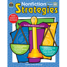 Nonfiction Strategies Grades 4-8