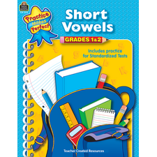 Short Vowels Grades 1-2