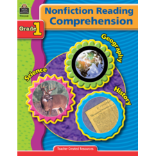 Nonfiction Reading Comprehension Grade 1