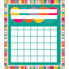 Tropical Punch Incentive Charts