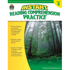 Instant Reading Comprehension Practice Grade 4