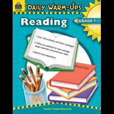 Daily Warm-Ups: Reading Grade 7