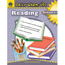 Daily Warm-Ups: Reading Grade 8
