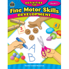 Activities for Fine Motor Skills Development Grade PreK-1