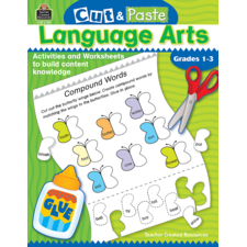 Cut and Paste: Language Arts