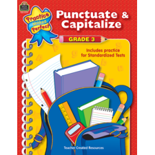 Punctuate & Capitalize Grade 3