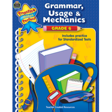 Grammar, Usage & Mechanics Grade 6