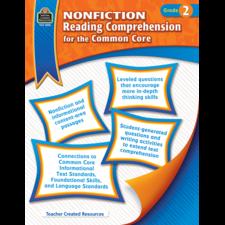 Nonfiction Reading Comprehension for the Common Core Grade 2