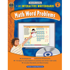 Interactive Learning: Math Word Problems Grade 4