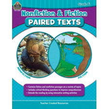 Nonfiction and Fiction Paired Texts Grade 6
