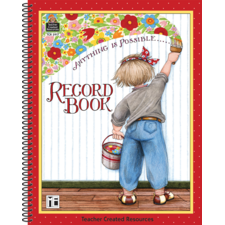 Anything is Possible Record Book from Mary Engelbreit