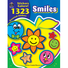 Smiles Sticker Book