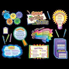 Good Writing Traits Bulletin Board Display Set