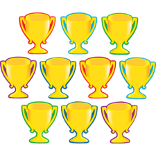 Trophy Cups Accents