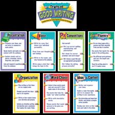 Traits of Good Writing Bulletin Board Display Set