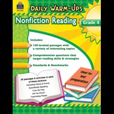 Daily Warm-Ups: Nonfiction Reading Grade 4