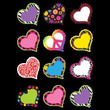 Fancy Hearts Mini Accents