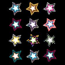 Fancy Stars Mini Accents
