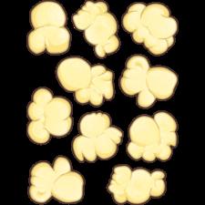 Popcorn Accents