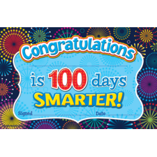 Fireworks 100 Days Smarter Awards
