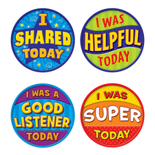 Good Behavior Wear 'Em Badges