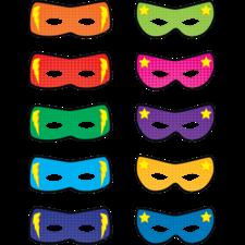 Superhero Masks Accents