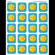 Summer Sunshine Stickers